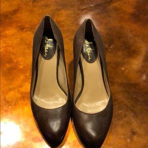 Brown cole Haan heels